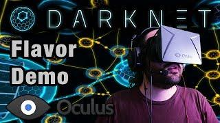 Oculus Rift DK1 - Darknet flavor demo (1440p)