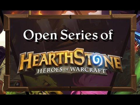 Open Series of Hearthstone #3