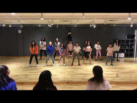Boy With Luv | BTS (Kids Kpop Dance Classes by I LOVE DANCE)