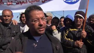 صيادو مدنين التونسية يضربون عن العمل