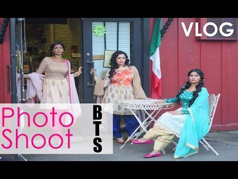 VLOG | Photo Shoot | Behind the Scenes | keepingupwithmona