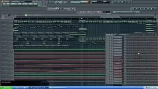 Kygo - Firestone ft. Conrad Sewell - (Remake - Fl Studio)
