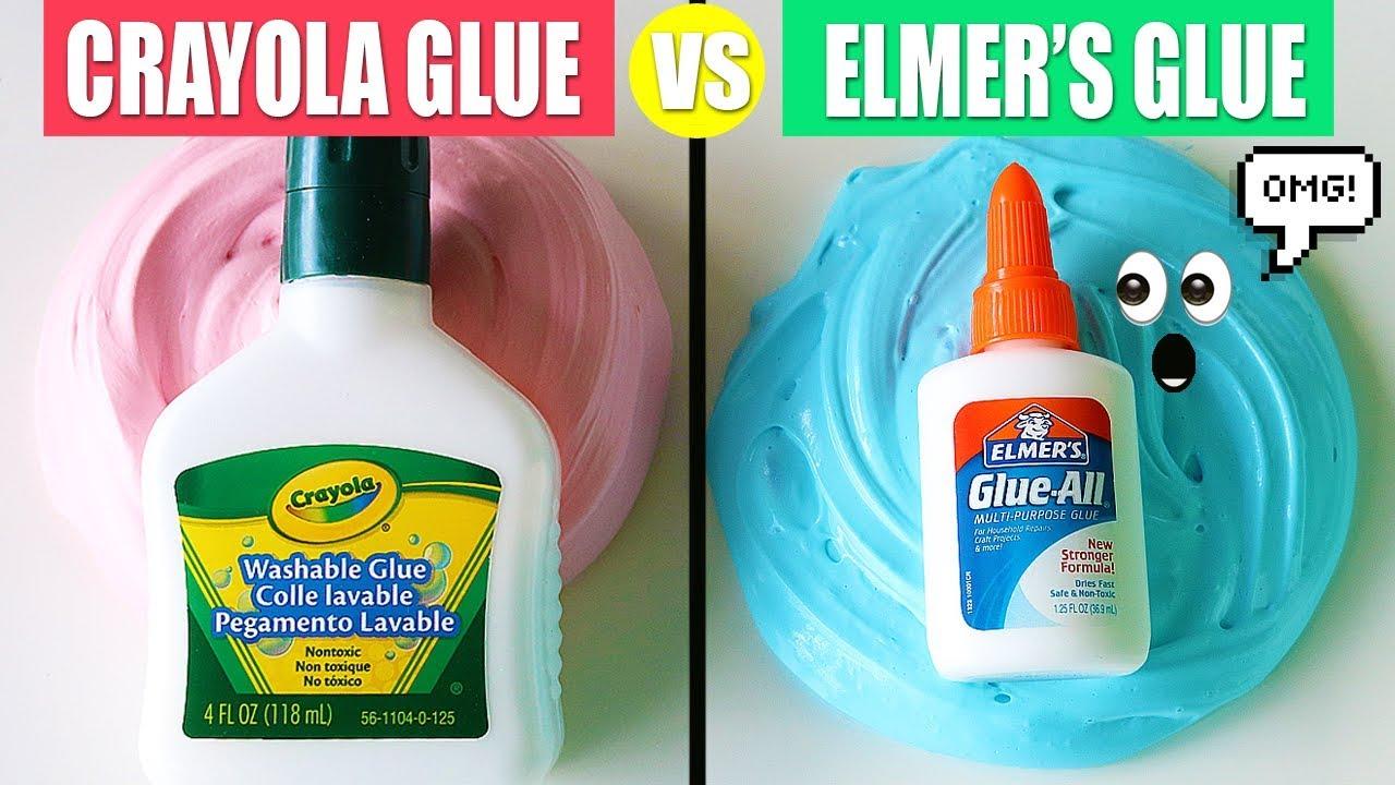 elmers glue experiments