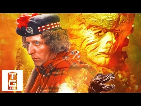 Teeth and Curls: A Review of Terror of the Zygons
