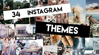 Video 34 Instagram Themes download MP3, 3GP, MP4, WEBM, AVI, FLV Oktober 2017
