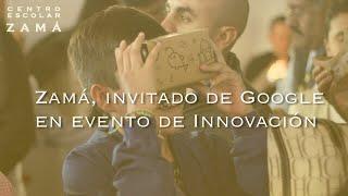 Zamá, invitado de Google en #innovarparami