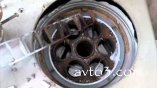 Возвращаем экономичность напольному котлу Navien 17K(Очистка от отложений напольного газового котла для отопления частного дома Navien. Цель снизить расход газа..., 2016-02-14T18:39:19.000Z)