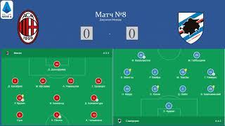 Футбол Чемпионат Италии по футболу 18 й тур Серия А 2019 2020