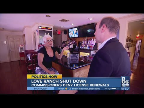 Dennis Hof has Love Ranch brothel license revoked