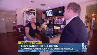 Dennis Hof has Love Ranch brothel license revoked