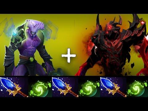 видео: misisipi + joombler = ИМБАСВЯЗКА | void + shadow fiend
