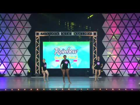 2017 Rainbow Pigeon Forge Nationals //Grand Finale Opening Number [Pigeon Forge, TN]