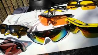 Best Sportglasses Test! Oakley vs Nike vs Adidas