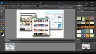 Creating Shadow of Image in Photoshop CS