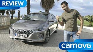 Hyundai IONIQ 2020 - Compacto / Opinión / Review / Prueba / Test en español | Carnovo