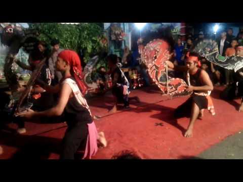 Jaranan Dor Tiger Putro Budoyo - Live in Karanglo Blitar 2 Februari 2017