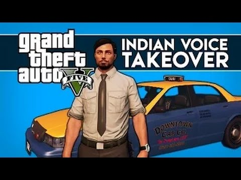 GTA 5 INDIAN VOICE TAXI DRIVER TROLLING! (EPIC GTA 5 TROLLING)