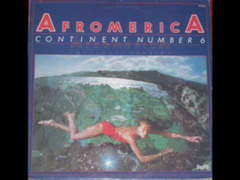 Continent n° 6 - Afromerica