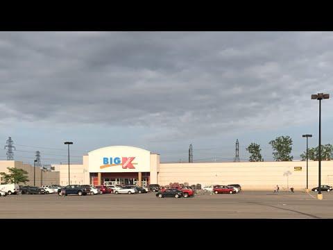 Big K Mart & Former Mall Scavenger Hunt LIVE