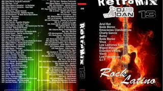 RetroMix 13 (Rock Latino)