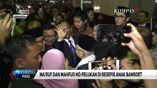 Download Video Pelukan dengan Ma'ruf Amin, Mahfud MD: Kami Kan Bersaudara MP3 3GP MP4