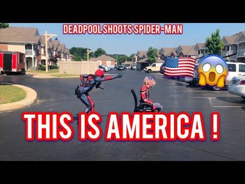 Childish Gambino - This Is America (Official Dance Video) - Лучшие видео поздравления в ютубе (в высоком качестве)!