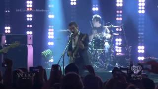Arctic Monkeys - iHeartRadio - I Bet You Look Good on the Dancefloor