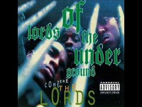 Lords Of The Underground  Funky Child