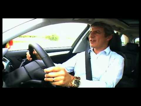 Fifth Gear - VW Passat R36 vs. Audi 3.0 TDI