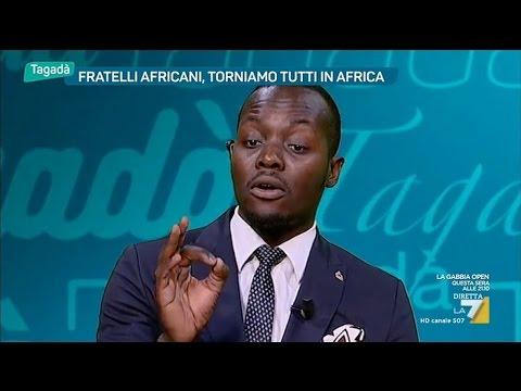 PAUL PKELLY: 'FRATELLI AFRICANI,TORNIAMO IN AFRICA-E' LA NOSTRA TERRA PROMESSA'