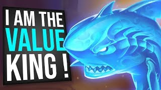 I Can't Get Enough of This INSANE Value!! | Galakrond Rogue | Standard | Hearthstone