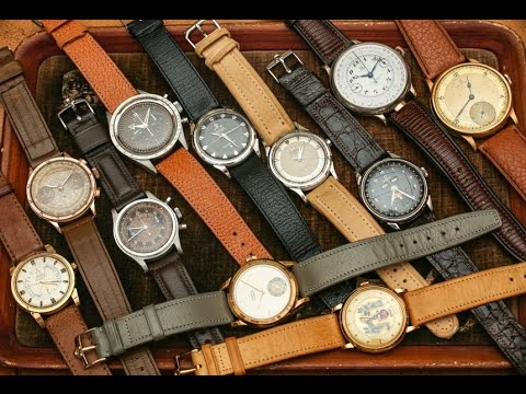 Vintage Omega, Rolex, Seiko Watch Shopping at flea market in Hong Kong China