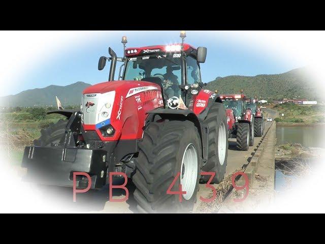 XTractor : des tracteurs sur des pistes sud-africaines ! PowerBoost N°439 (11/05/2018)
