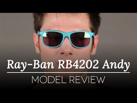 ray ban andy review