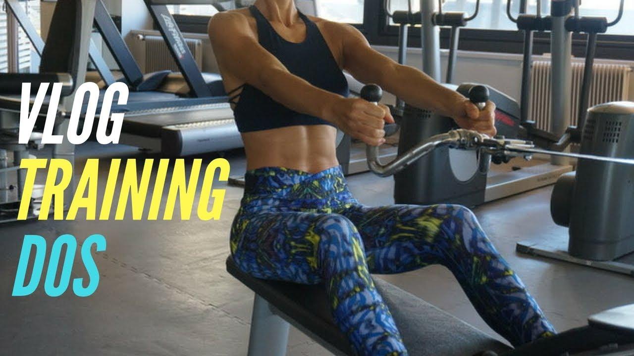 Exercice de musculation dos femme - Vigilance envers l adversaire b0f9907651c