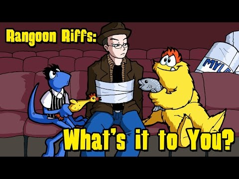 Rangoon Riffs - What's it to You? Feat. Linkara
