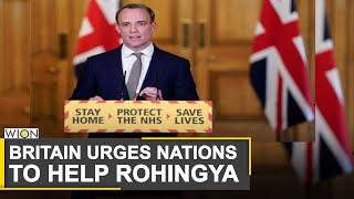 UK gives $63 mn for Rohingya refugees in Bangladesh | World News | WION News
