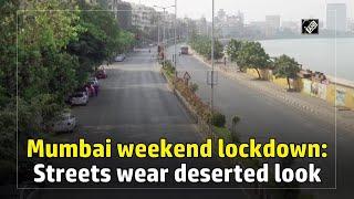Mumbai weekend lockdown: Stree…