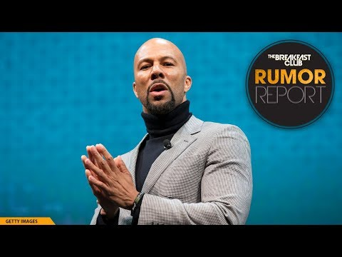 Common Opens Up About Being Molested As A Young Child