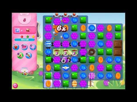 Candy Crush Saga - Level 3257 ☆☆☆