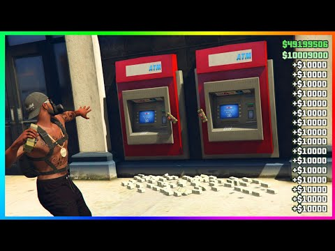 How to get free money on gta 5 online xbox 1