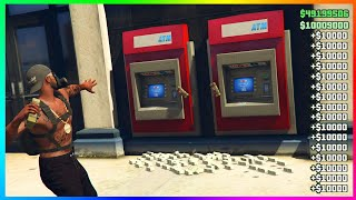 GTA 5 Online ATM Money Glitch! 1.43 (PS4/XBOX/PC)