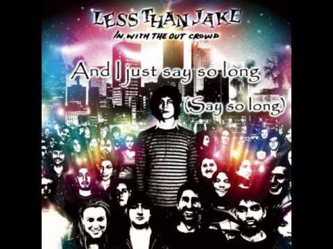 Less Than Jake - A Still Life Franchise (Lyrics)