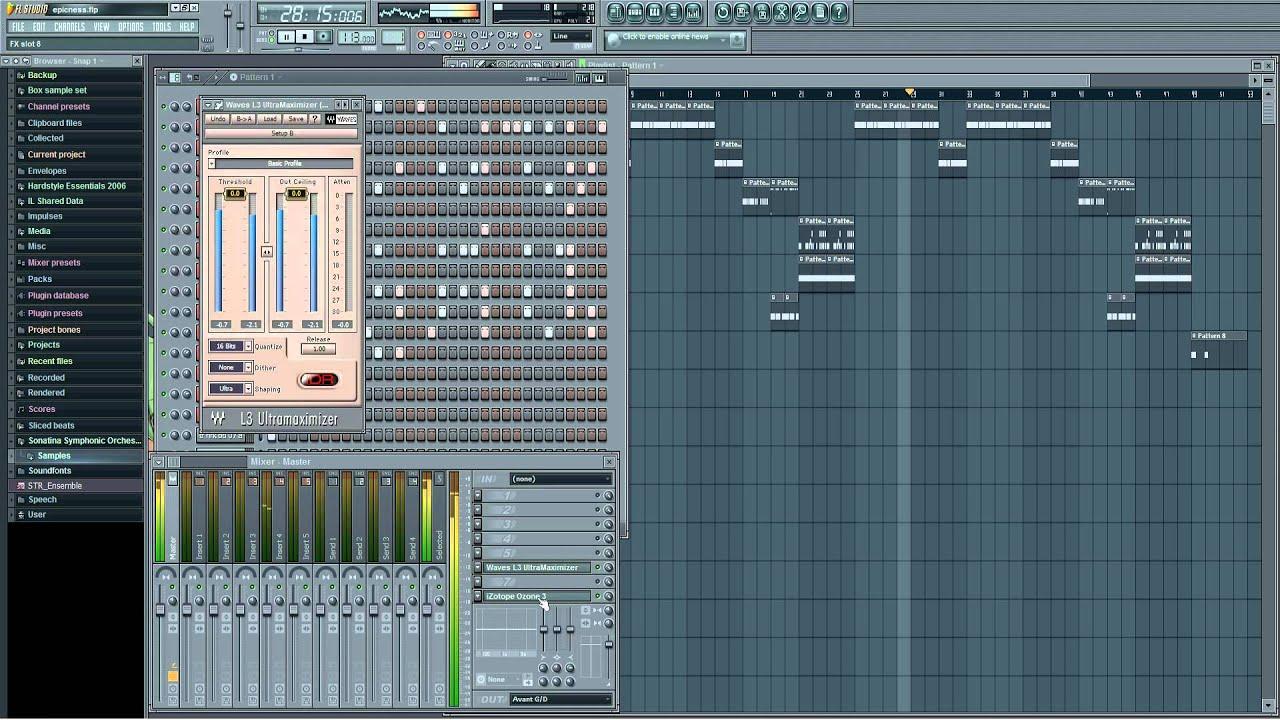 sonatina symphonic orchestra sample sfz + flstudio