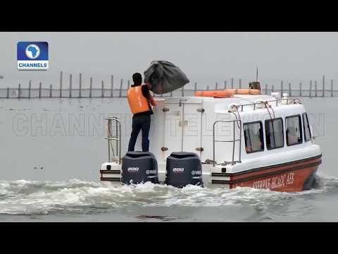 Lagos Ferries And Inland Waterways Pt.1 |Community Report|