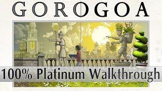 видео Прохождение Gorogoa