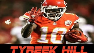 tyreek hill   fastest player in the nfl   college highlights   amazing