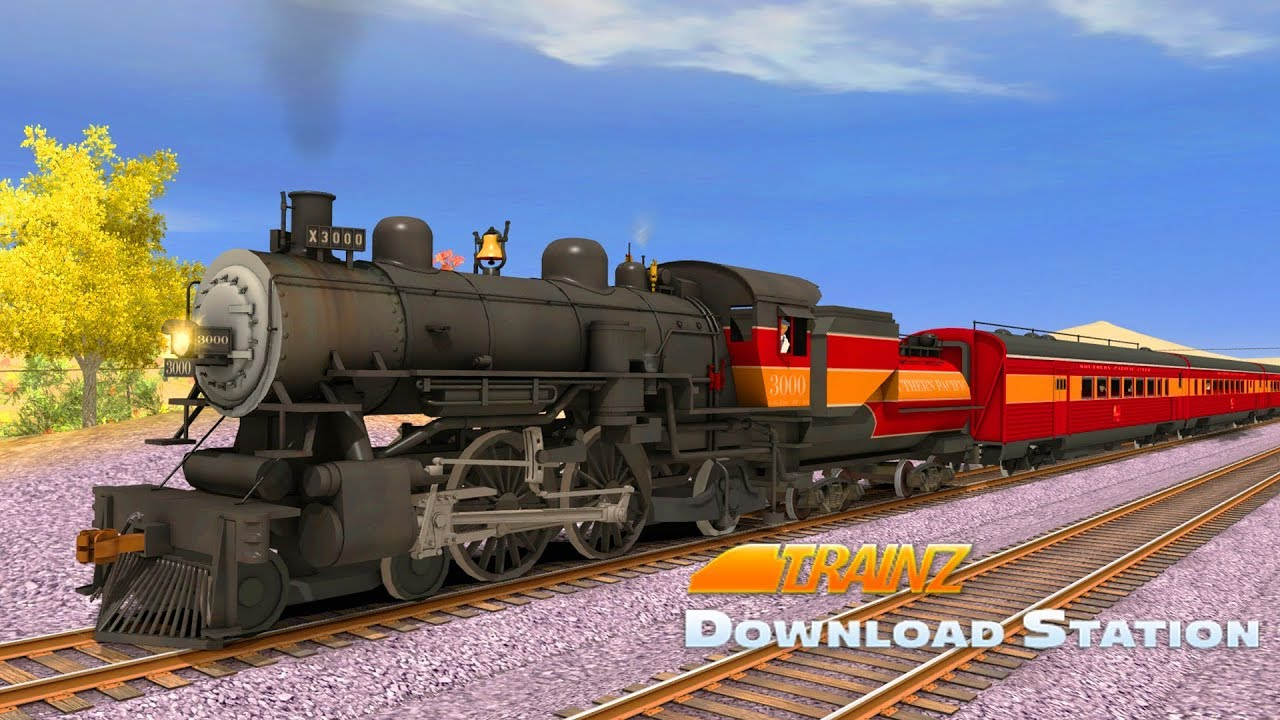 Trainz A New Era [ DLS Add-On ] - Southern Paci    - With Loop Control -  YouTube for Musicians
