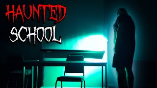 The MOST HAUNTED School In The UK - Real Paranormal Activity Captured