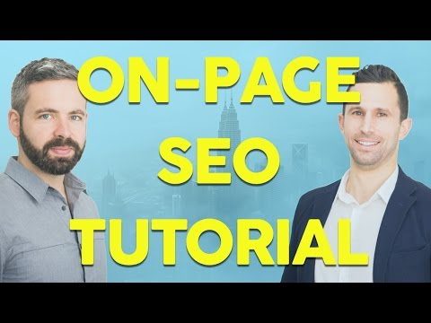 on page seo tutorial pdf